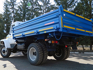 ГАЗ 3308 (Садко) 2 дв. шасси 33081