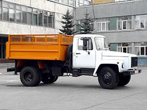 ГАЗ 3309 2 дв. бортовой 3309