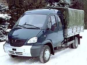 ГАЗ Валдай 3310 3 дв. бортовой 3310
