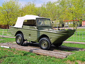 ГАЗ 46 вездеход 46 (МАВ)