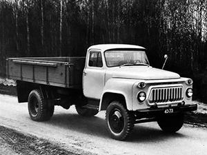 ГАЗ 52 2 дв. бортовой 52