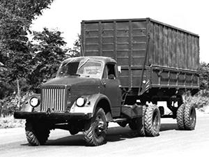 ГАЗ 63 2 дв. бортовой 63