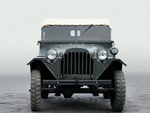 ГАЗ 67 2 дв. внедорожник 67