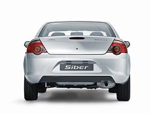 ГАЗ Volga Siber 4 дв. седан Volga Siber