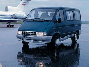 Технические характеристики ГАЗ Баргузин 2.1 1999-2003 г.