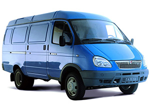 Технические характеристики ГАЗ Газель 2705 (Комби) 2.5 2003-2010 г.