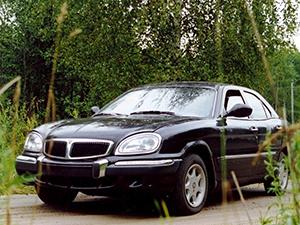 Технические характеристики ГАЗ 3111 2.5 i 2000-2004 г.