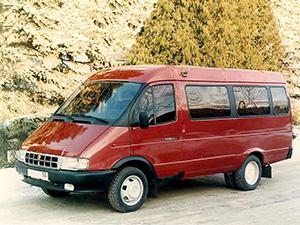 Технические характеристики ГАЗ 3221