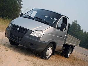 Технические характеристики ГАЗ 33023