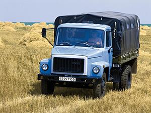 Технические характеристики ГАЗ 3307