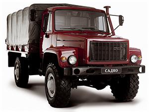 Технические характеристики ГАЗ 3308 (Садко)