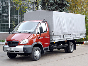Технические характеристики ГАЗ Валдай 3310