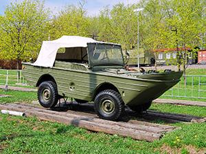 Технические характеристики ГАЗ 46