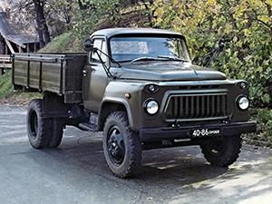 Технические характеристики ГАЗ 52