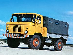 Технические характеристики ГАЗ 66