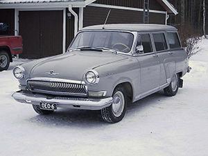 Технические характеристики ГАЗ 22