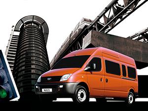 Технические характеристики ГАЗ Maxus