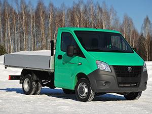 Технические характеристики ГАЗ Next