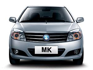 Geely МК 4 дв. седан MK