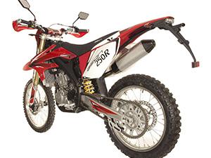 Geon Dakar 250 эндуро Dakar 250