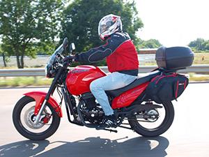 Geon Tourer кастом Tourer 350