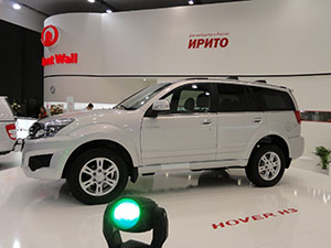 Great Wall  Hover H3 5 дв. внедорожник Hover H3