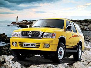 Технические характеристики Great Wall  Safe (SUV G5)