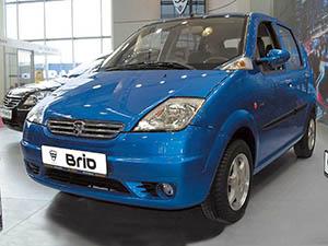 Hafei Brio 5 дв. хэтчбек Brio