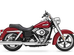 Harley-Davidson Dyna кастом Dyna FLD Switchback