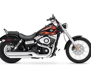 Harley-Davidson Dyna Wide Glide кастом Dyna Wide Glide