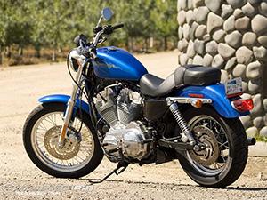 Harley-Davidson XL 883 чоппер XL 883