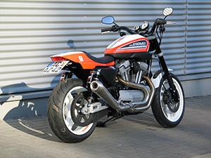 Harley-Davidson XR 1200 спортбайк XR 1200