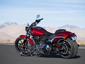 Harley-Davidson Softail чоппер Softail Breakout