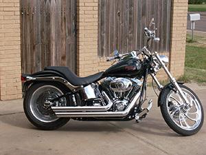 Harley-Davidson Softail чоппер Softail Rocker