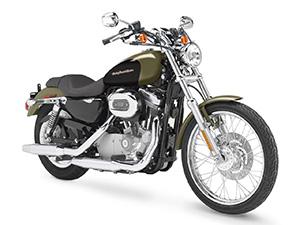 Harley-Davidson Sportster кастом Sportster Custom XL 883C