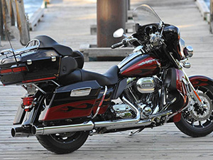 Harley-Davidson Ultra Classic туристический Ultra Classic Electra Glide