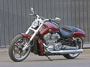 Harley-Davidson VRSC чоппер VRSCF V-Rod Muscle