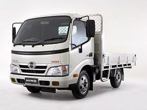 Технические характеристики Hino 300