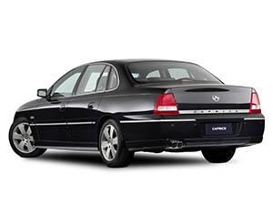 Holden Caprice 4 дв. седан Caprice