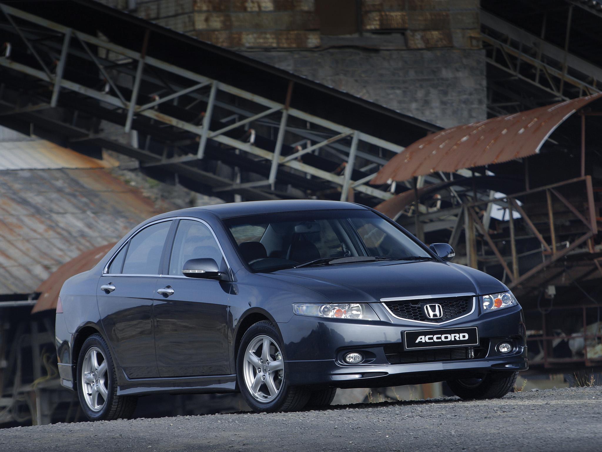 Honda (Хонда) Accord 2001-2003 г.