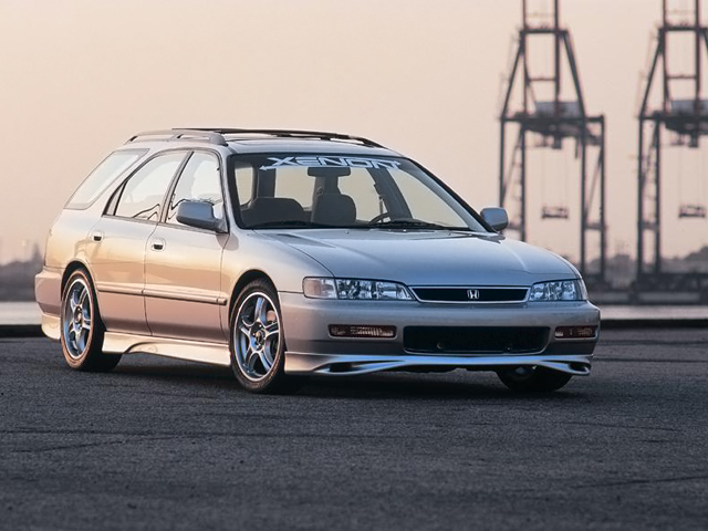 Honda (Хонда) Accord AeroDeck 1993-1994 г.