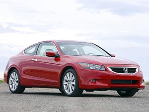 Honda Accord Coupe 2 дв. купе Accord Coupe