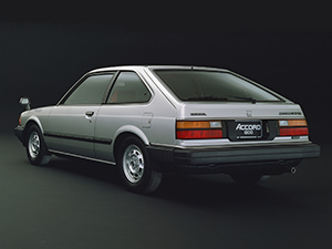 Honda Accord 3 дв. хэтчбеки Accord