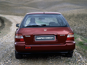 Honda Accord 5 дв. универсалы Accrod AeroDeck