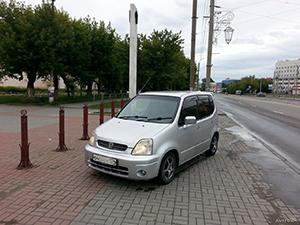 Honda Capa 5 дв. минивэн Capa