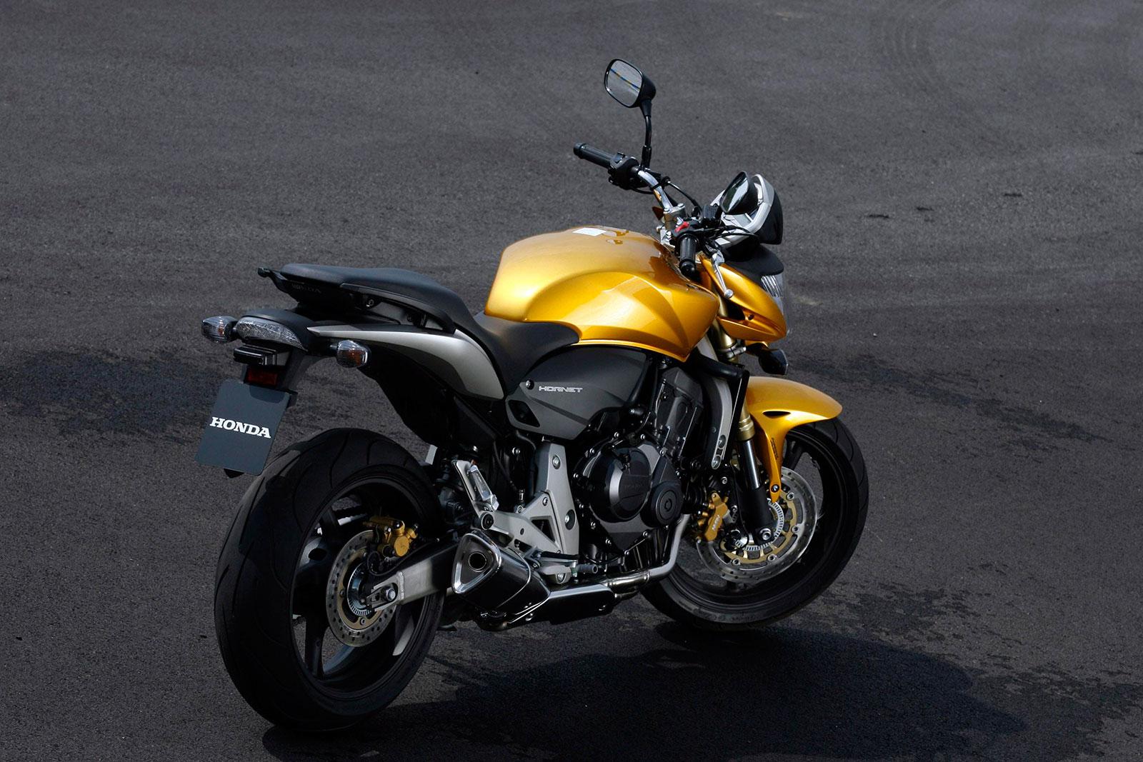 Honda CB 600 Hornet - motorcyclespecs.co.za