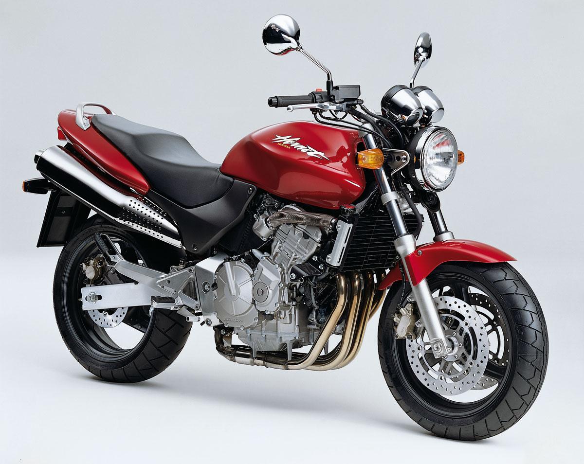 Honda CB 600 F Hornet - bikerszene