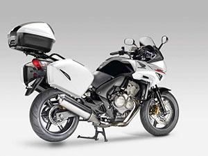 Honda CBF спортбайк CBF 600S