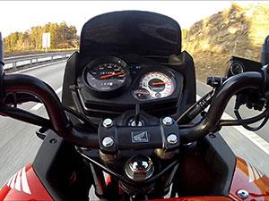 Honda CBF спортбайк CBF125