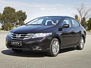 Honda City 4 дв. седан City